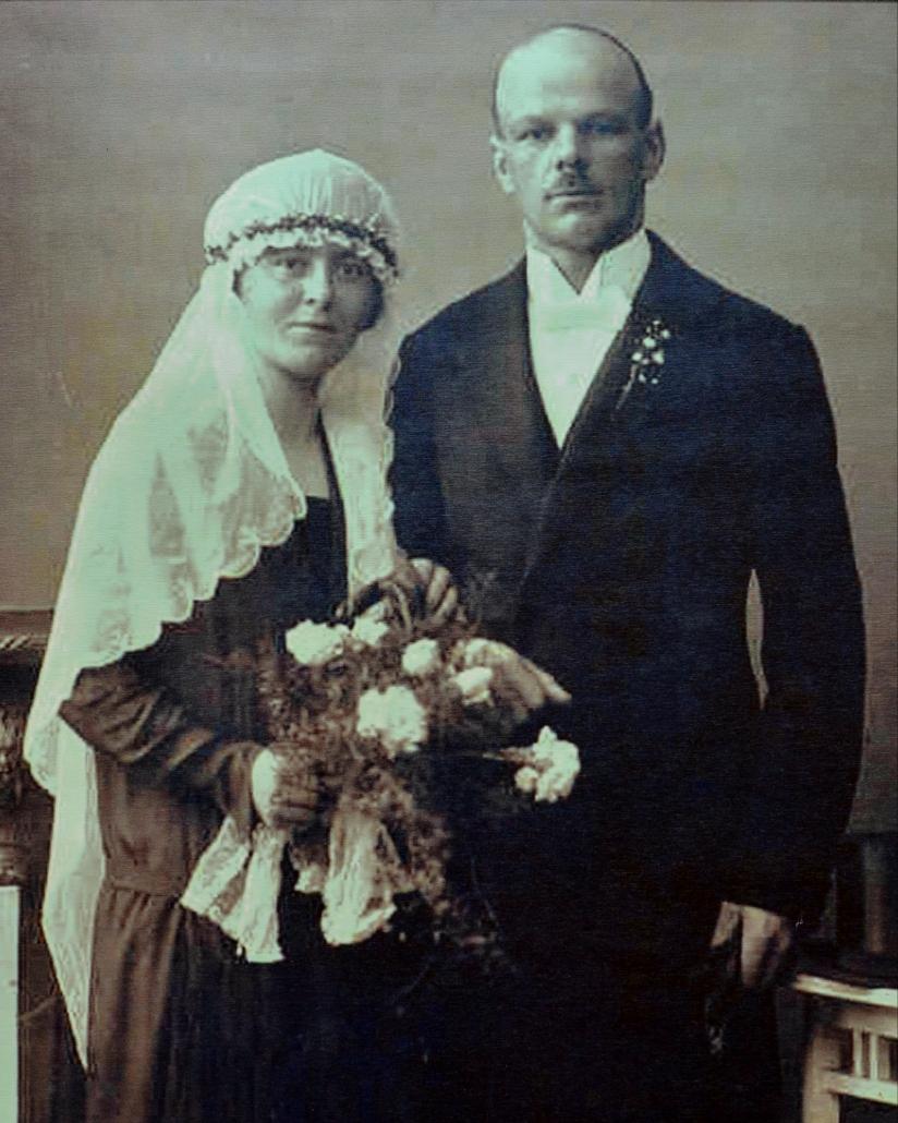 Frida und Hermann Schlotterbeck